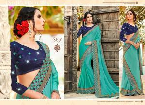 Saroj Saree Manjaree 96005