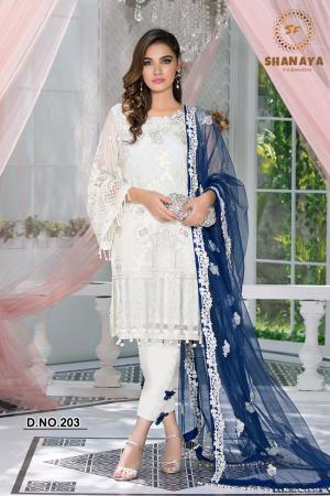 Shanaya Fashoin Rose Classic 203