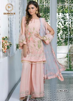 Shanaya Fashoin Rose Classic 204