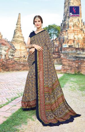 Shangrila Madras Silk 2911