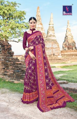 Shangrila Madras Silk 2913