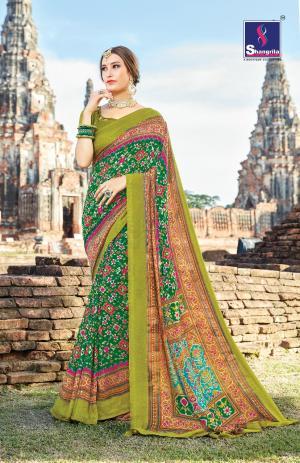 Shangrila Madras Silk 2914