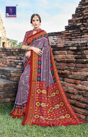 Shangrila Madras Silk 2915