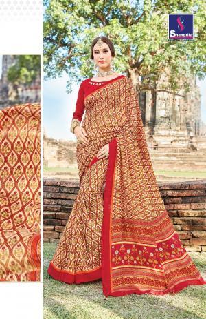 Shangrila Madras Silk 2916