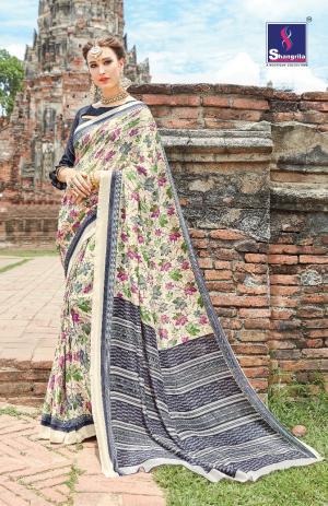 Shangrila Madras Silk 2917