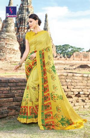 Shangrila Madras Silk 2920