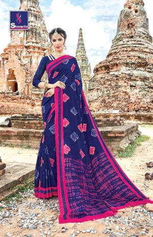 Shangrila Madras Silk 2921