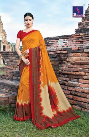 Shangrila Madras Silk 2922