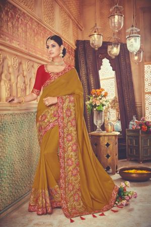 Shangrila Saree Pavitra Silk 1001