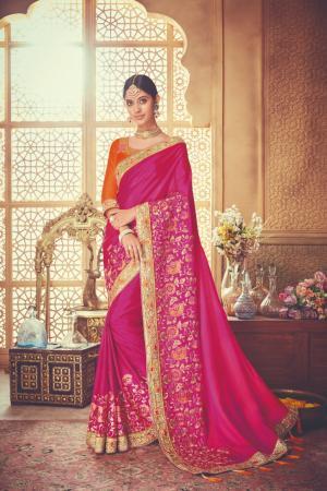 Shangrila Saree Pavitra Silk 1002