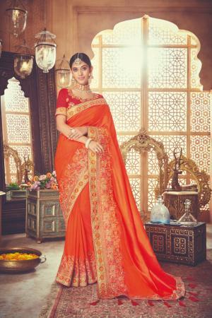 Shangrila Saree Pavitra Silk 1003