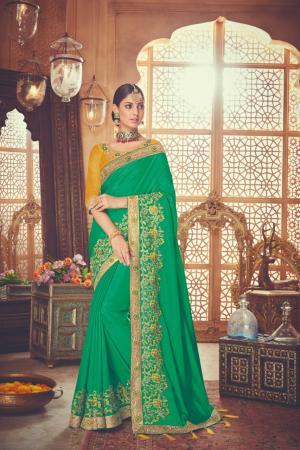 Shangrila Saree Pavitra Silk 1004