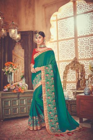Shangrila Saree Pavitra Silk 1005