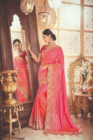 Shangrila Saree Pavitra Silk 1007