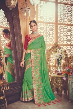 Shangrila Saree Pavitra Silk 1008