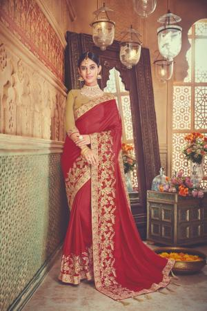 Shangrila Saree Pavitra Silk 1011