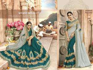 Triveni Saree Jubilee 13402