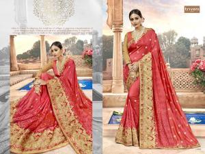 Triveni Saree Jubilee 13403