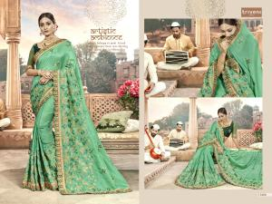 Triveni Saree Jubilee 13406
