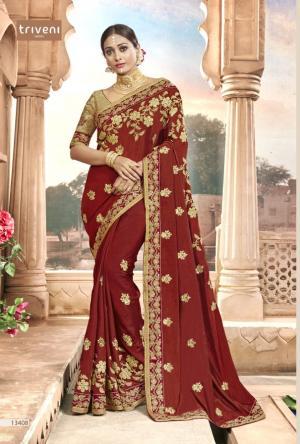 Triveni Saree Jubilee 13408