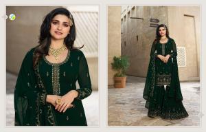 Vinay Fashion Kaseesh Sharara 8971
