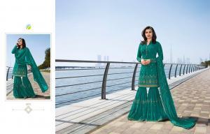 Vinay Fashion Kaseesh Sharara 8973