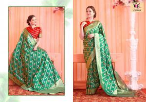 Yadu Nandan Fashion Indu Silk 28868