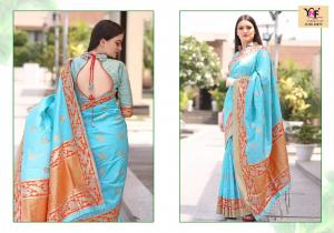 Yadu Nandan Fashion Indu Silk 28872