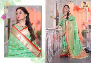 Yadu Nandan Fashion Indu Silk 28875
