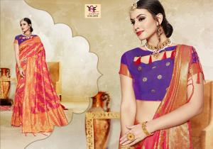 Yadu Nandan Fashion Silk Bazar 28831