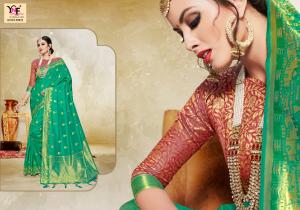 Yadu Nandan Fashion Silk Bazar 28832