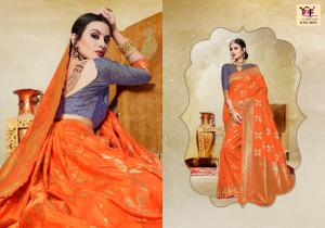 Yadu Nandan Fashion Silk Bazar 28833