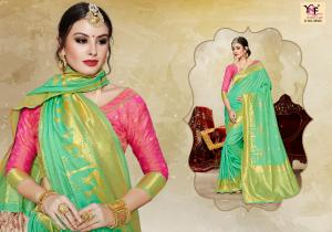 Yadu Nandan Fashion Silk Bazar 28836
