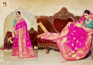 Yadu Nandan Fashion Silk Bazar 28837