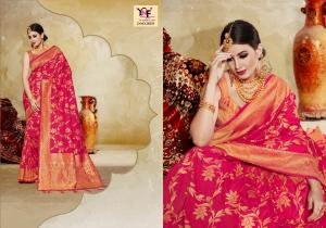 Yadu Nandan Fashion Silk Bazar 28838
