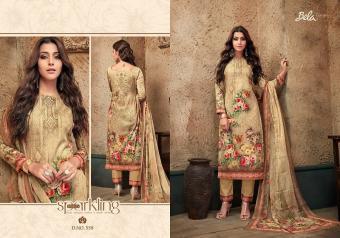 Bela Fashion Kesari wholesale Salwar Kameez catalog