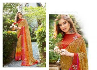 Triveni Saree Sarah wholesale saree catalog