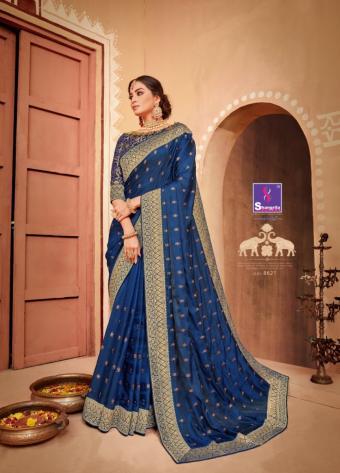 Shangrila Saree Kalyani wholesale saree catalog