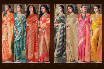 Sangam Saree Purnima Vol-2 wholesale saree catalog