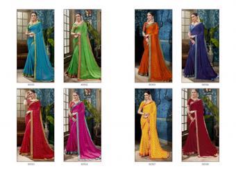 Triveni Saree Raina wholesale saree catalog