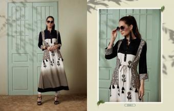 Kessi Fabrics Rangoon Aspire wholesale Kurti catalog