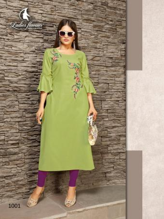 Ladies Flavour Miss-India wholesale Kurti catalog