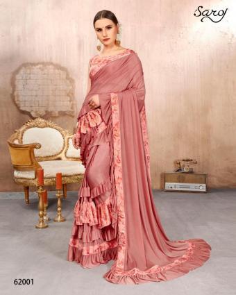 Saroj Saree HotLady wholesale saree catalog