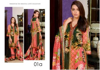 Three Star Mid Summer-19 wholesale Salwar Kameez catalog