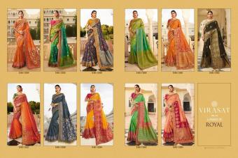 Royal Virasat Saree Vol-29 wholesale saree catalog