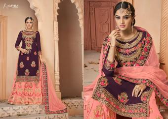 Amyra Designer Gulnaaz wholesale Salwar Kameez catalog