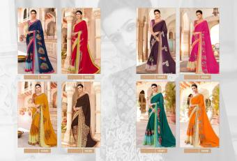 Triveni Saree Gulnaaz wholesale saree catalog