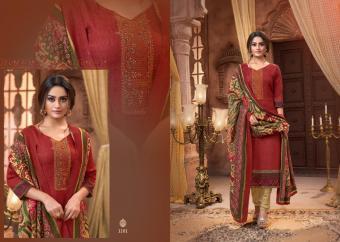 Mrigini Pashmina Collection wholesale Salwar Kameez catalog