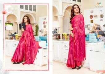Triveni Saree Bella Vol-2 wholesale saree catalog