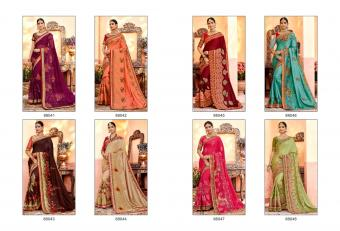 Triveni Saree Kalpana Vol-17 wholesale saree catalog